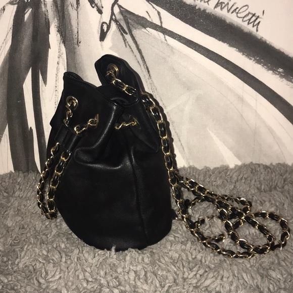 cf8e627119026e Forever 21 Bags   Chain Mini Backpack   Poshmark